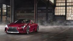 Lexus LF-LC: le nuove foto - Immagine: 10