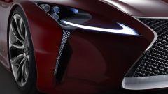 Lexus LF-LC: le nuove foto - Immagine: 5