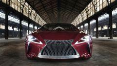 Lexus LF-LC: le nuove foto - Immagine: 3