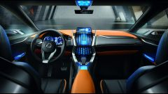 Lexus LF-NX - Immagine: 5