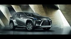Lexus LF-NX - Immagine: 2