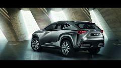 Lexus LF-NX - Immagine: 1