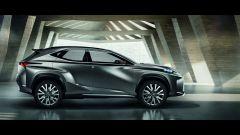 Lexus LF-NX - Immagine: 3