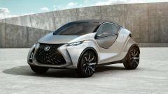 Lexus LF-SA - Immagine: 3