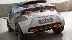 Lexus LF-SA - Immagine: 4