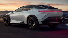 Lexus LF-Z Electrified: il concept SUV