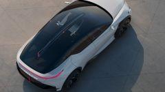 Lexus LF-Z Electrified: il vetro panoramico