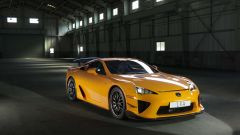 Lexus LFA Nurburgring Package - Immagine: 5