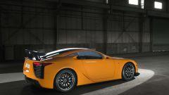 Lexus LFA Nurburgring Package - Immagine: 8