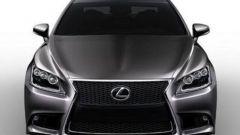 Lexus LS 2013, le nuove foto ufficiali - Immagine: 38