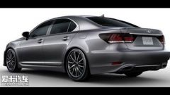 Lexus LS 2013, le nuove foto ufficiali - Immagine: 39