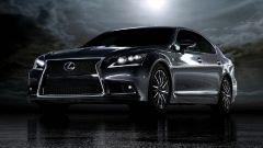 Lexus LS 2013, le nuove foto ufficiali - Immagine: 37