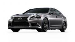 Lexus LS 2013, le nuove foto ufficiali - Immagine: 31
