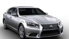 Lexus LS 2013, le nuove foto ufficiali - Immagine: 34