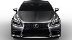 Lexus LS 2013, le nuove foto ufficiali - Immagine: 21
