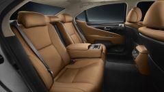Lexus LS 2013, le nuove foto ufficiali - Immagine: 12