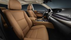 Lexus LS 2013, le nuove foto ufficiali - Immagine: 3