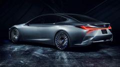 Lexus LS+ Concept al Salone di Tokyo 2017