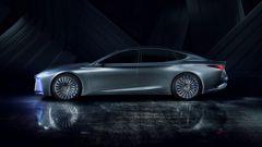 Lexus LS+ Concept, guida autonoma allo stadio avanzato
