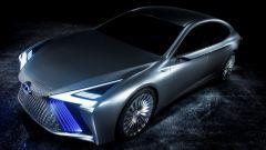 Lexus LS+ Concept, l'ammiraglia si prepara alla guida autonoma - Immagine: 2