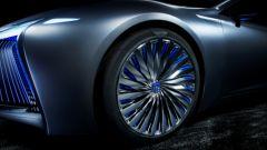 Lexus LS+ Concept, l'ammiraglia si prepara alla guida autonoma - Immagine: 3