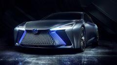 Lexus LS+ Concept, l'ammiraglia si prepara alla guida autonoma - Immagine: 5