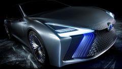 Lexus LS+ Concept, l'ammiraglia si prepara alla guida autonoma - Immagine: 11