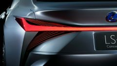 Lexus LS+ Concept, l'ammiraglia si prepara alla guida autonoma - Immagine: 12