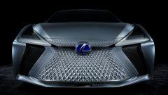 Lexus LS+ Concept, l'ammiraglia si prepara alla guida autonoma - Immagine: 13