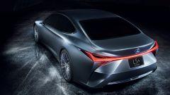 Lexus LS+ Concept, l'ammiraglia si prepara alla guida autonoma - Immagine: 15
