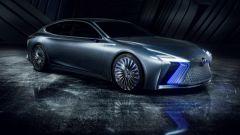 Lexus LS+ Concept, l'ammiraglia si prepara alla guida autonoma