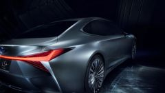 Lexus LS+ Concept, l'Highway Teammate agevola l'immissione in autostrada