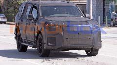 Nuova lexus LX 600: scheda tecnica e foto del SUV