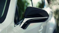 Lexus NH Hybrid Sport, dettagli esterni