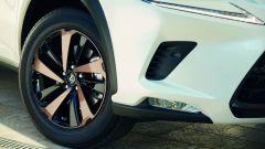 Lexus NH Hybrid Sport, i cerchi