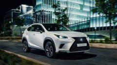 Lexus NH Hybrid Sport, il nuovo allestimento è ora in vendita