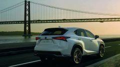 Lexus NH Hybrid Sport, prezzi da 53.000 euro