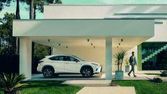 Lexus NH Hybrid Sport, Special Edition di gran stile