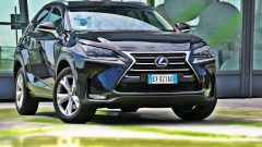 Lexus NX - Immagine: 1