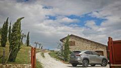 Lexus NX Hybrid: il suv ibrido alla prova del Vigneron - Immagine: 75
