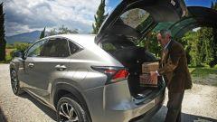 Lexus NX Hybrid: il suv ibrido alla prova del Vigneron - Immagine: 82