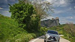 Lexus NX Hybrid: il suv ibrido alla prova del Vigneron - Immagine: 88