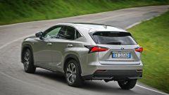 Lexus NX Hybrid: il suv ibrido alla prova del Vigneron - Immagine: 100