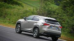 Lexus NX Hybrid: il suv ibrido alla prova del Vigneron - Immagine: 102