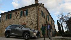 Lexus NX Hybrid: il suv ibrido alla prova del Vigneron - Immagine: 115
