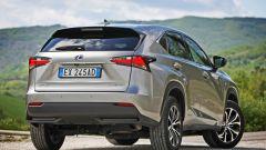Lexus NX Hybrid: il suv ibrido alla prova del Vigneron - Immagine: 120