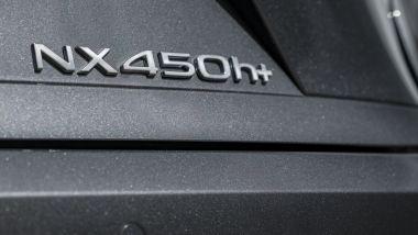 Lexus NX 450h+, prezzi da 65.000 euro