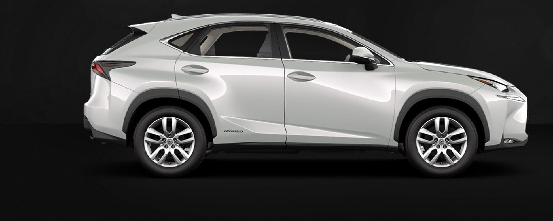 Lexus NX Hybrid Icon, il nuovo allestimento del crossover ibrido giapponese