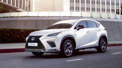 Lexus NX, l'auto più affidabile del 2018