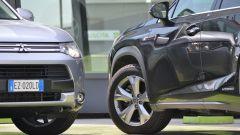 Lexus NX vs Mitsubishi Outlander PHEV - Immagine: 3